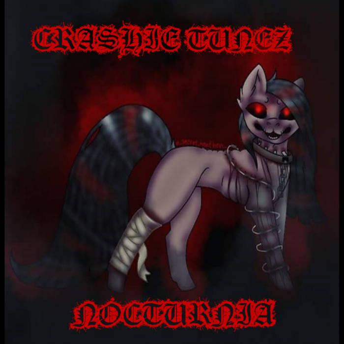CRASHIE TUNEZ - Nocturnia cover