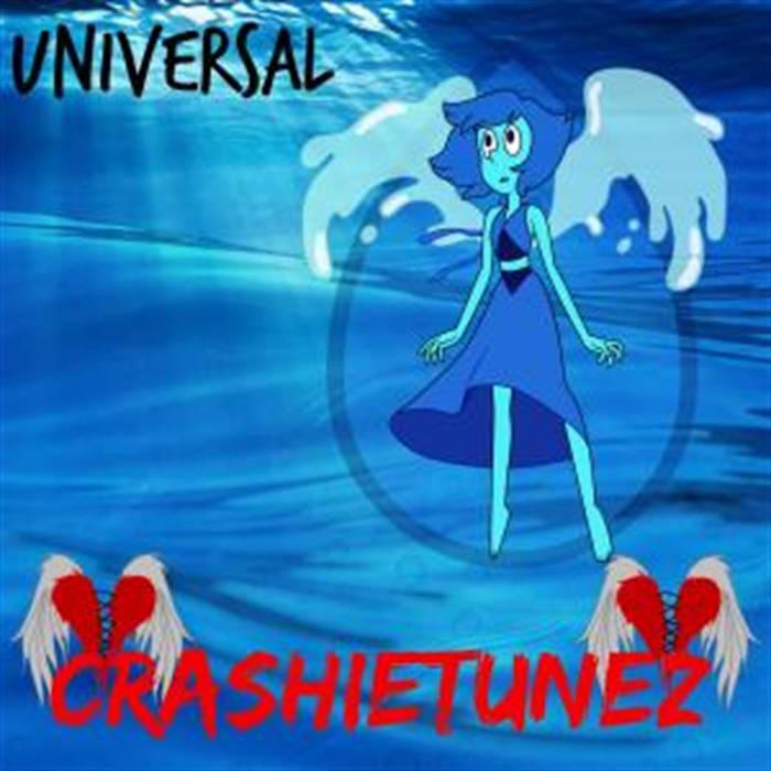 CRASHIE TUNEZ - Universal cover