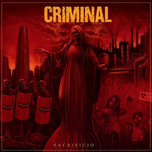 CRIMINAL - Sacrificio cover