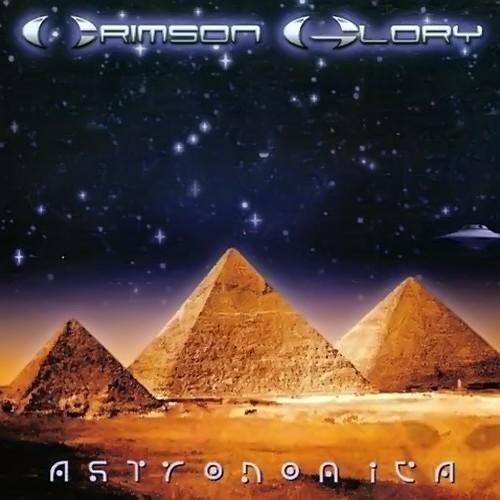 CRIMSON GLORY - Astronomica cover