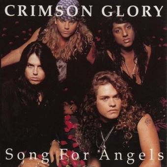 CRIMSON GLORY - Song For Angels cover
