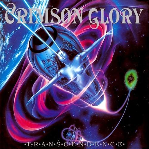 CRIMSON GLORY - Transcendence cover
