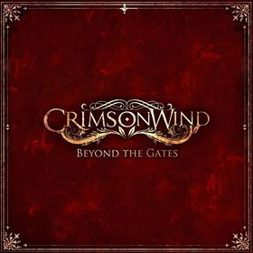 CRIMSON WIND - Beyond The Gates cover