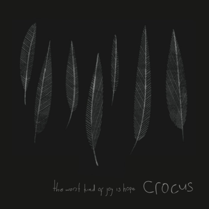 CROCUS - The Worst Kind Of Joy Is Hope cover