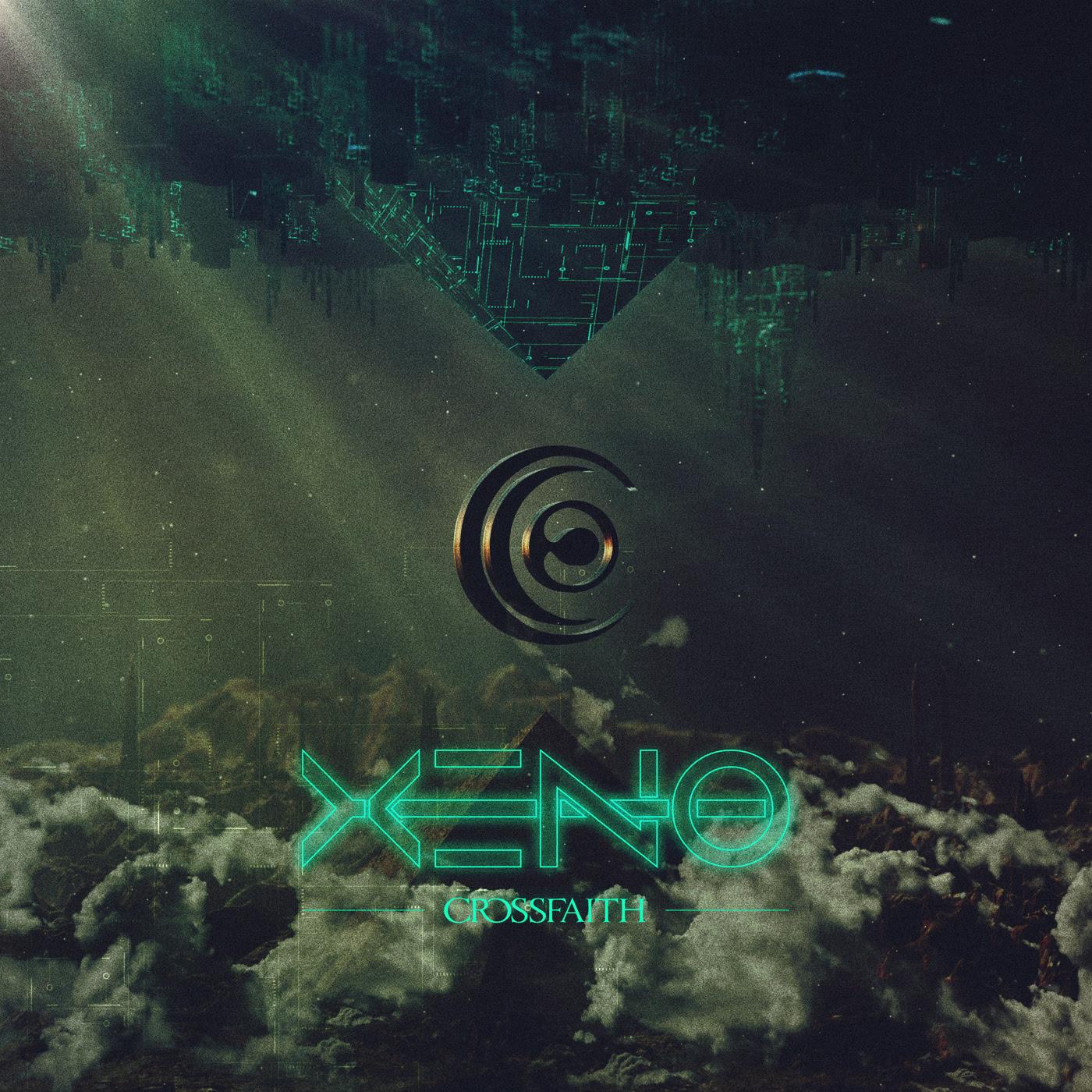 CROSSFAITH - Xeno cover