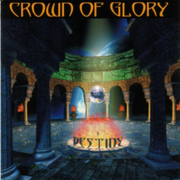 CROWN OF GLORY - Destiny cover