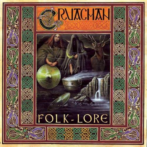 CRUACHAN - Folk-Lore cover