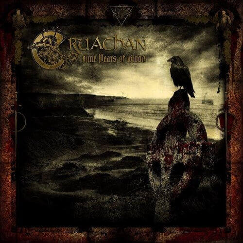 CRUACHAN - Nine Years of Blood cover