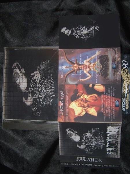 CRYFEMAL - Satanor cover