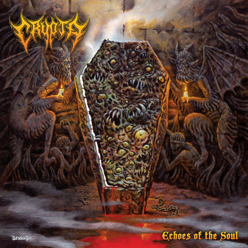 CRYPTA - Echoes of the Soul cover