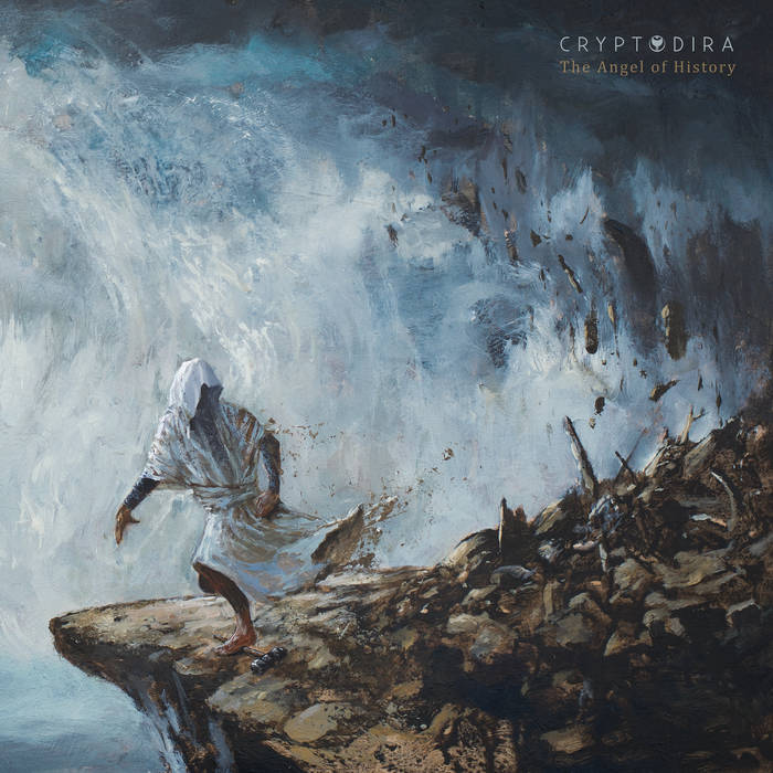 CRYPTODIRA - The Angel Of History cover