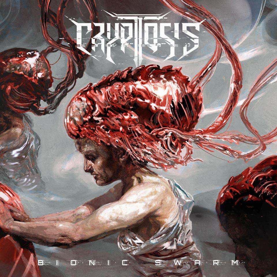 CRYPTOSIS - Bionic Swarm cover