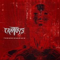 CRYPTOSIS - Transcendence cover