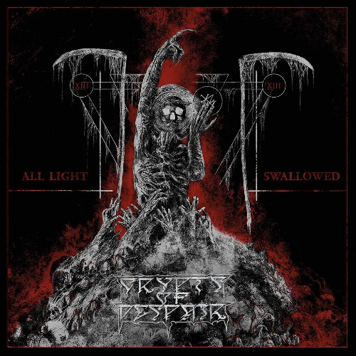 CRYPTS OF DESPAIR - All Light Swallowed cover