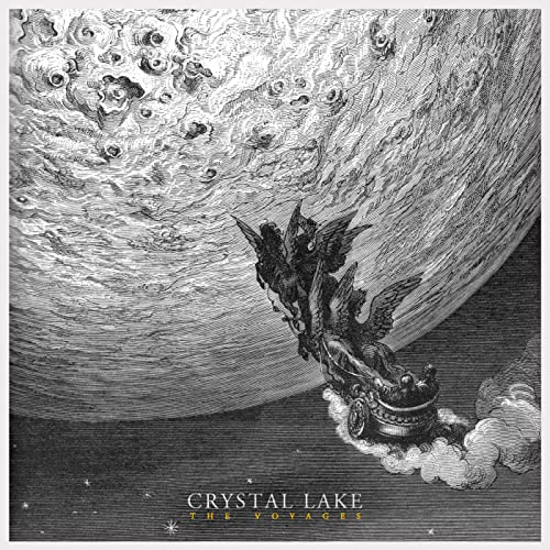 CRYSTAL LAKE - The Voyages cover
