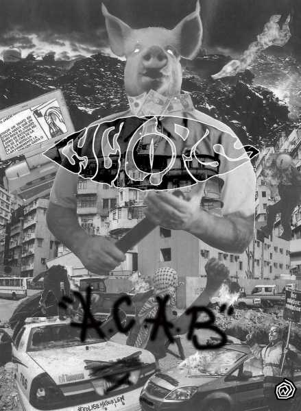 CYCLOPS - A.C.A.B cover