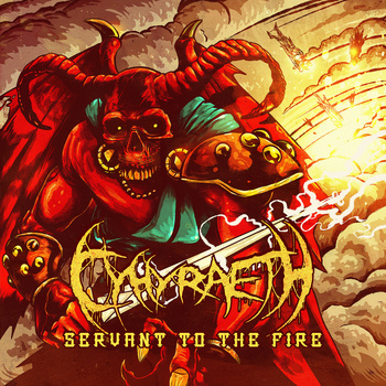 CYHYRAETH - Servant to the Fire cover