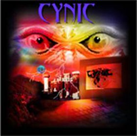 CYNIC - Right Between The Eyes cover