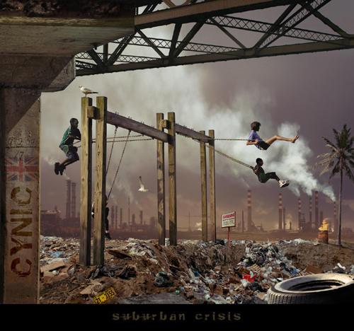 CYNIC - Suburban Crisis cover