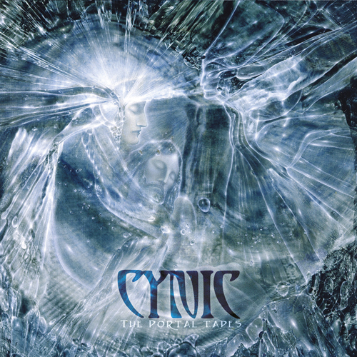 CYNIC - The Portal Tapes cover
