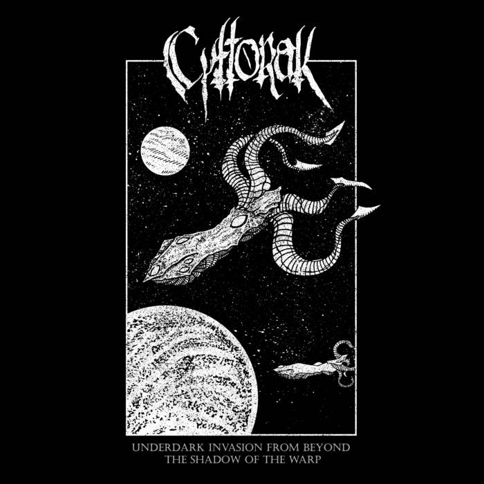 CYTTORAK - Underdark Invasion From Beyond The Shadow Of The Warp cover