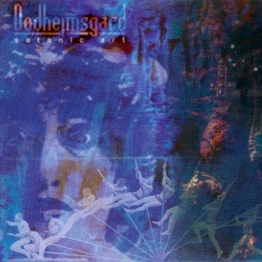 DØDHEIMSGARD - Satanic Art cover