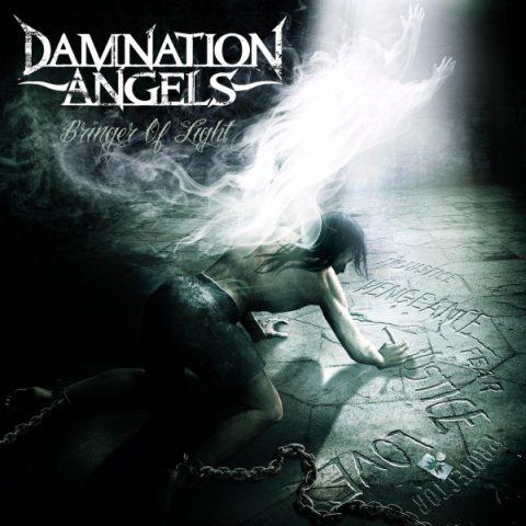 DAMNATION ANGELS - Bringer of Light cover