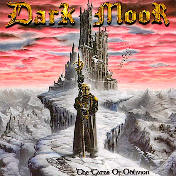 DARK MOOR - The Gates of Oblivion cover