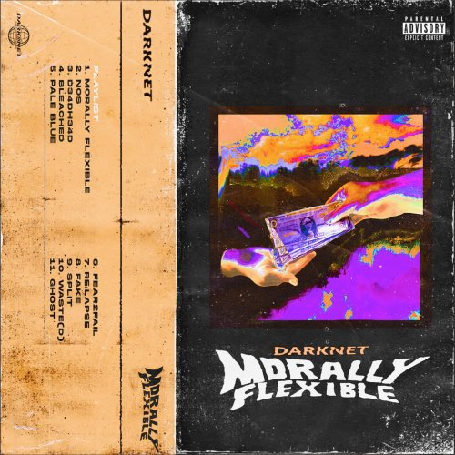 DARKNET - Morally Flexible cover