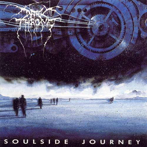 DARKTHRONE - Soulside Journey cover