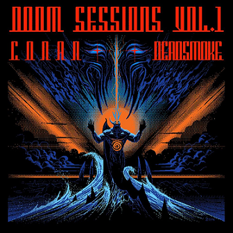 DEADSMOKE - Doom Sessions Vol. 1 cover