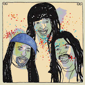 DEATH - Daytrotter Session cover