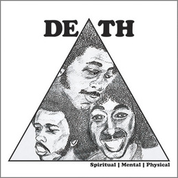 DEATH - Spiritual, Mental, Physical cover