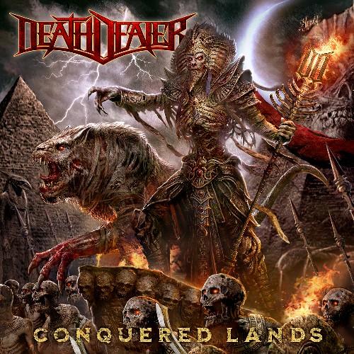 DEATH DEALER - Conquered Lands cover