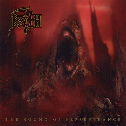 DEATH - The Sound of Perseverance cover