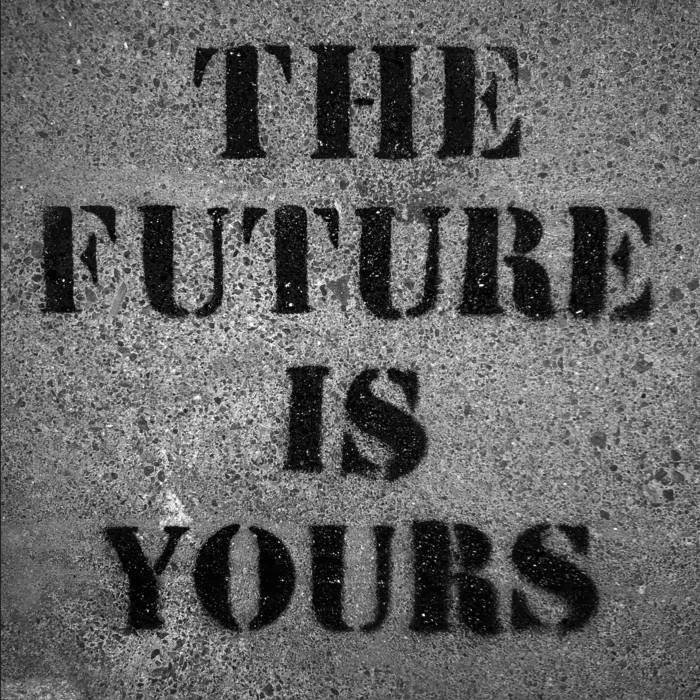 DEATH TOLL 80K - The Future Is Yours cover