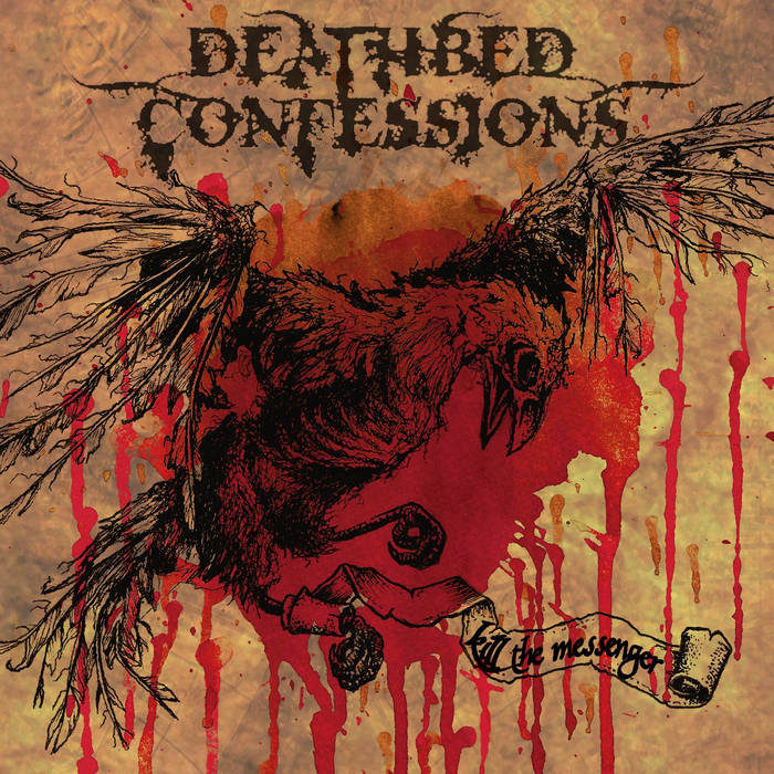 DEATHBED CONFESSIONS - Kill The Messenger cover