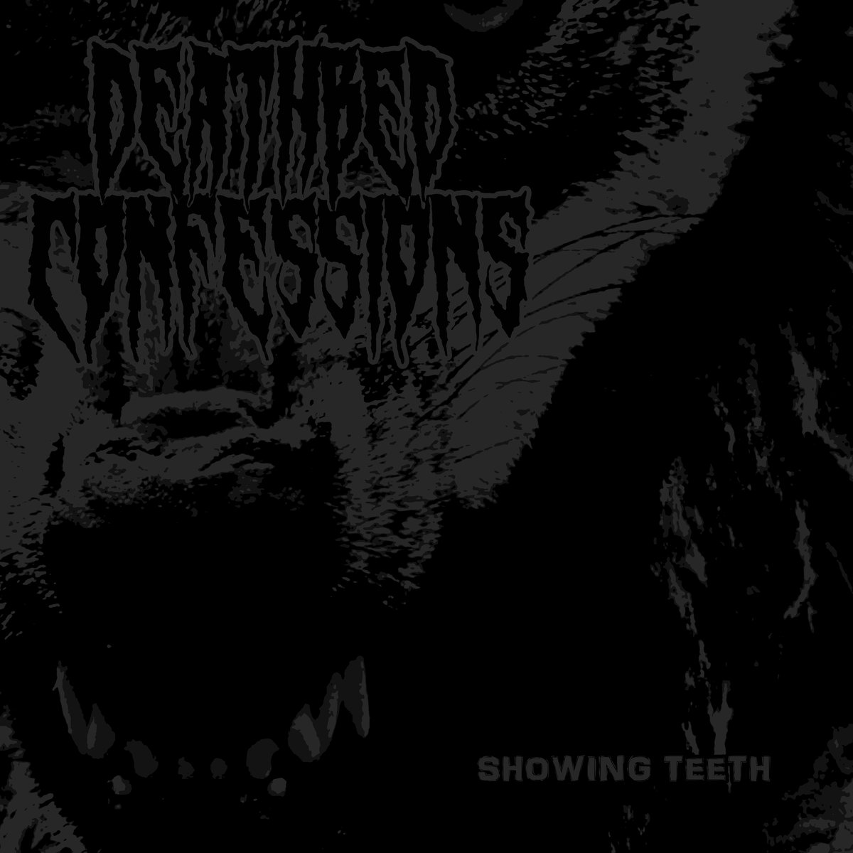 DEATHBED CONFESSIONS - Showing Teeth cover