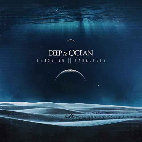 DEEP AS OCEAN - Crossing Parallels cover