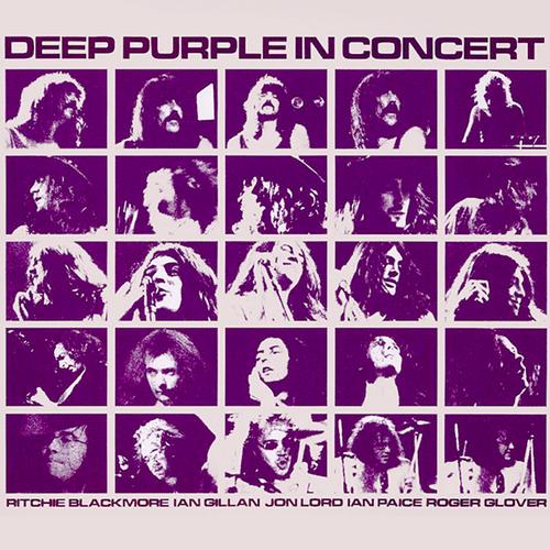 DEEP PURPLE - In Concert cover