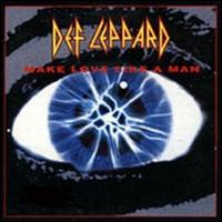 DEF LEPPARD - Make Love Like A Man cover