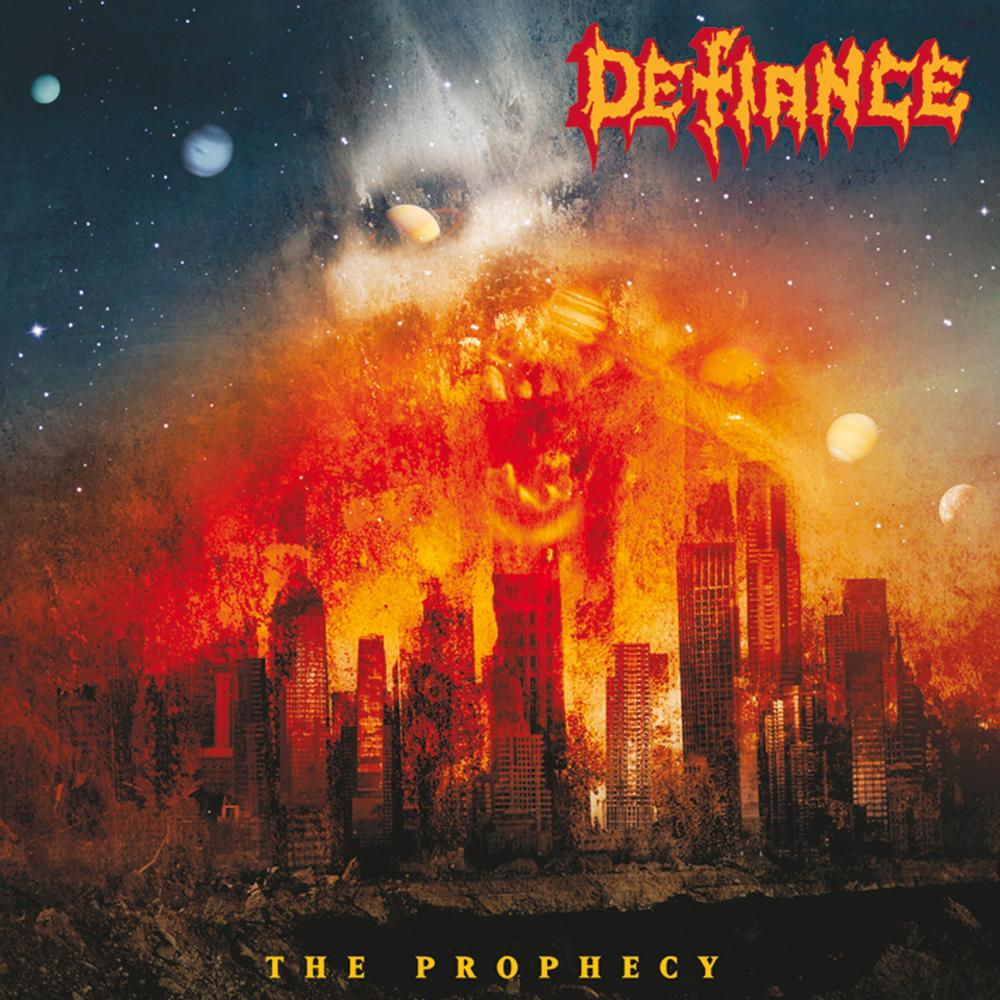 DEFIANCE - The Prophecy cover