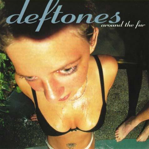 DEFTONES - Around the Fur cover