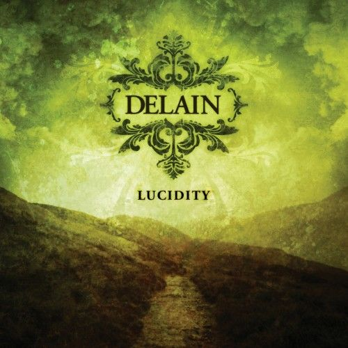 DELAIN - Lucidity cover