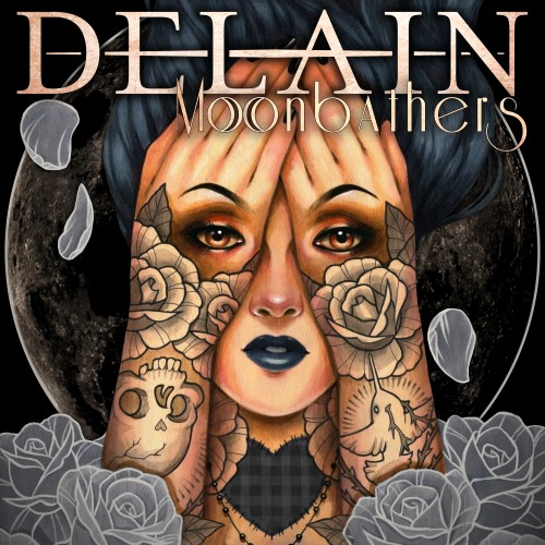 DELAIN - Moonbathers cover