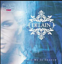 DELAIN - See Me in Shadow cover