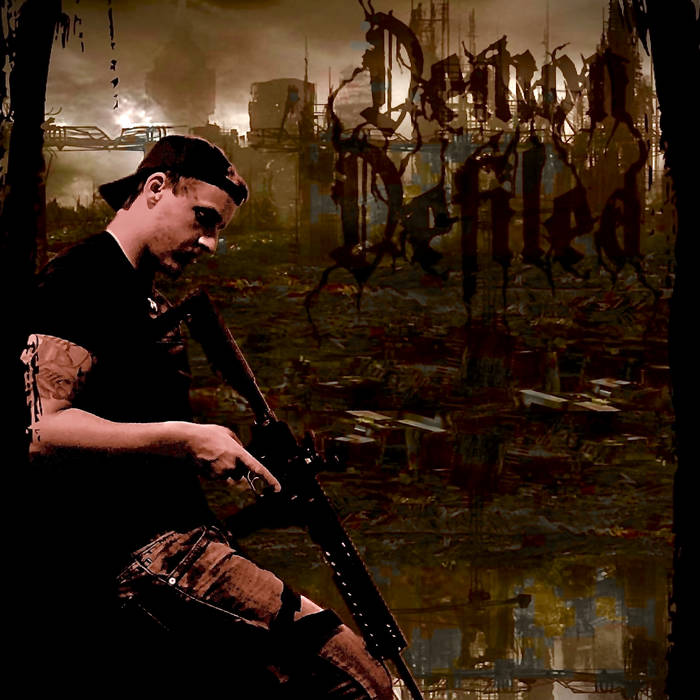 DEMON DEFILED - Partial EP cover