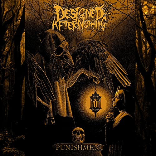DESIGNED AFTER NOTHING - Punishment cover