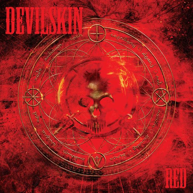 DEVILSKIN - Red cover