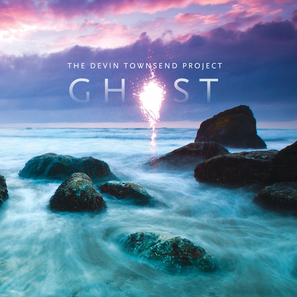 DEVIN TOWNSEND - Ghost cover